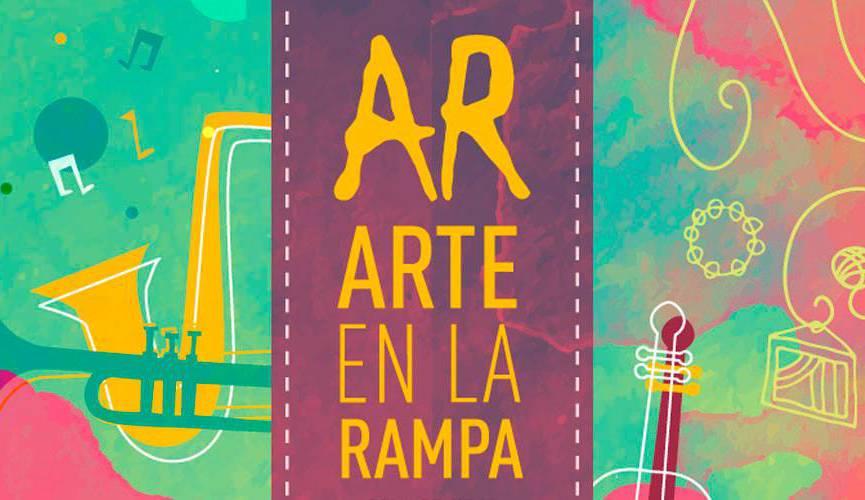 Logo Feria Arte en la Rampa 2018