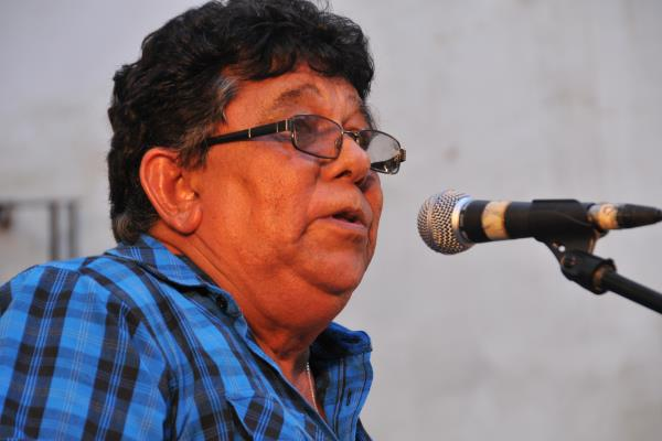Augusto Blanca.Foto. El Caimán Barbudo