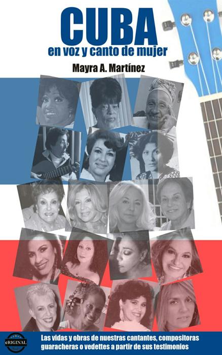 Portada del Libro Cuba en voz y canto de mujer