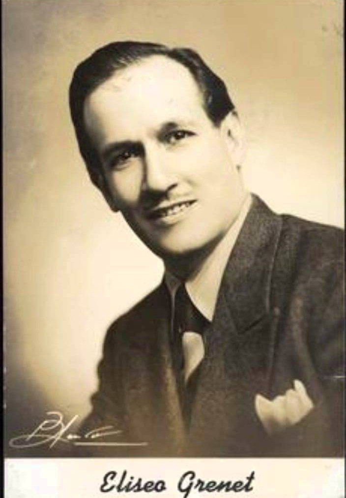 Eliseo Grenet