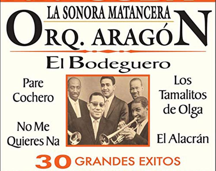 """El chachachá """"Olga la tamalera"""" popularizado por la Orquesta Aragón"""