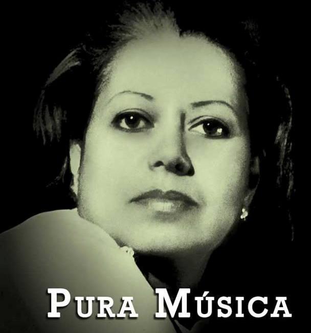 Cartel del documental de Pura Ortiz, pedagoga y pianista