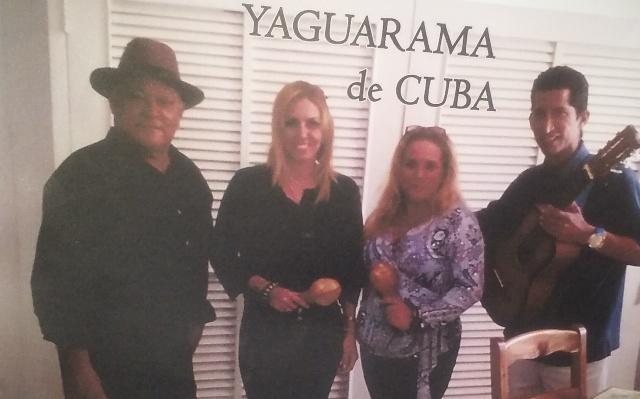 Cuarteto Yaguarama