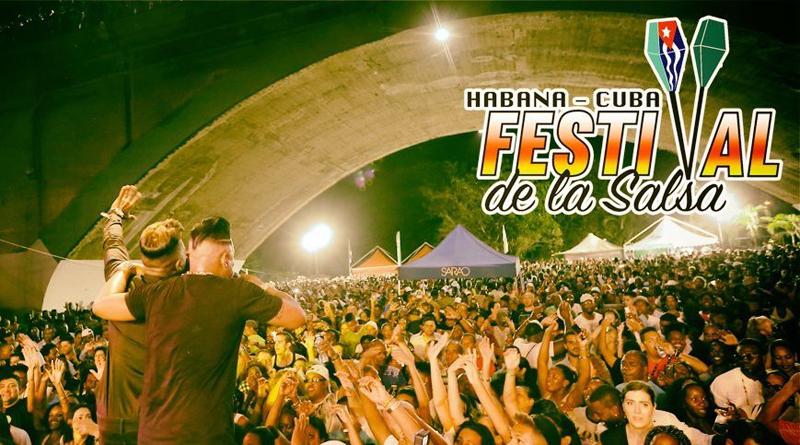 Festival de la Salsa. Foto tomada de Internet