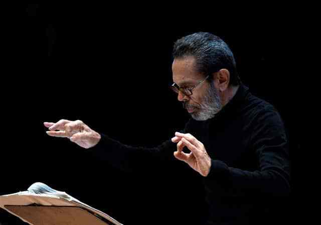 Músico y compositor cubano Leo Brouwer
