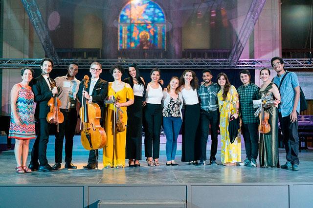 Orquesta Sinfónica Juvenil Cubano Americana